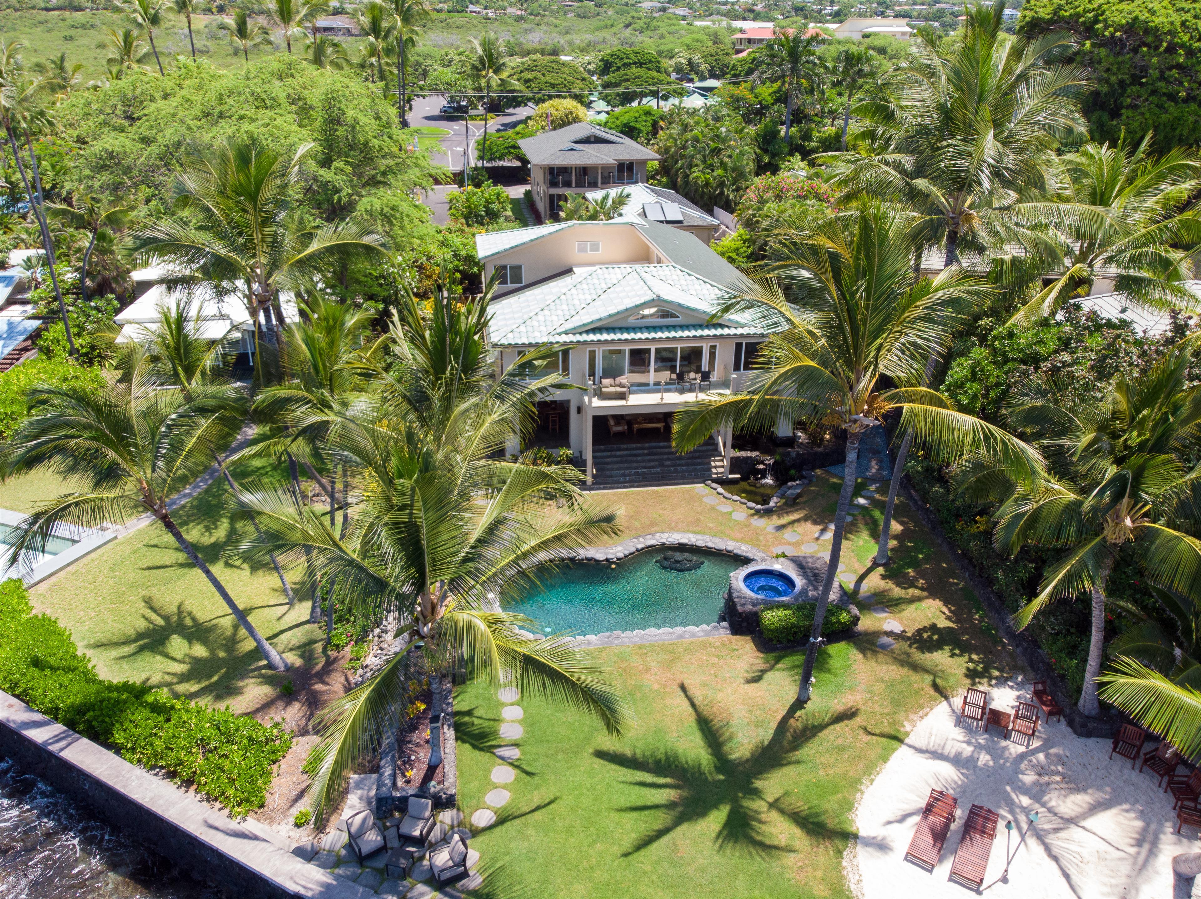 Vacation Al Beach Houses In Kailua Kona Hawaii